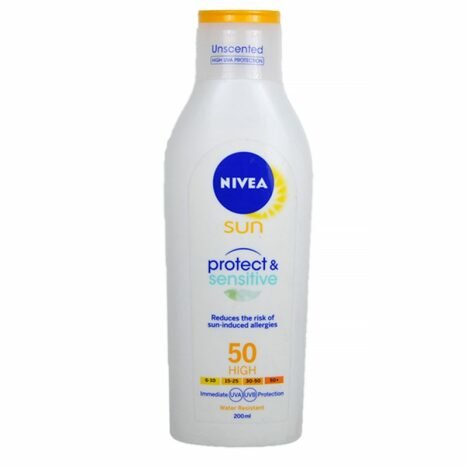 Nivea Sun protect and sensitive